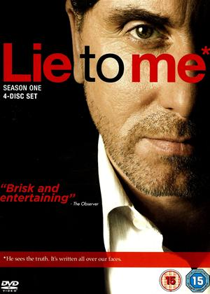 Lie to Me: Series 1 Online DVD Rental