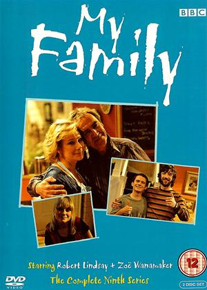 My Family: Series 9 Online DVD Rental