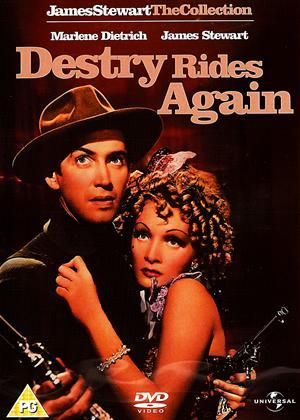 Destry Rides Again Online DVD Rental