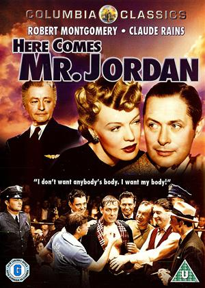 Here Comes Mr. Jordan Online DVD Rental
