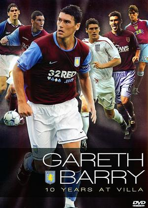 Gareth Barry: Aston Villa My Career Online DVD Rental