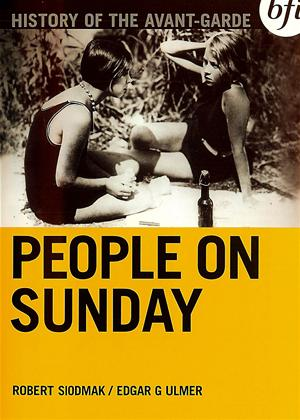 People on Sunday Online DVD Rental