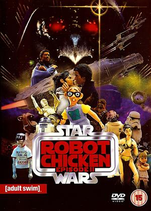 Robot Chicken: Star Wars 2 Online DVD Rental