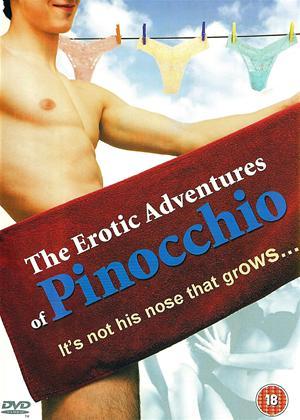 Rent The Erotic Adventures of Pinocchio Online DVD Rental