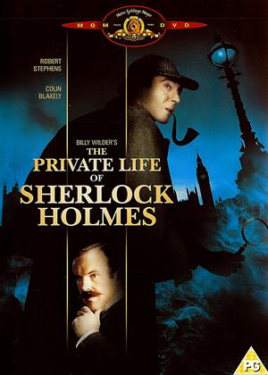 Rent Private Life of Sherlock Holmes Online DVD Rental