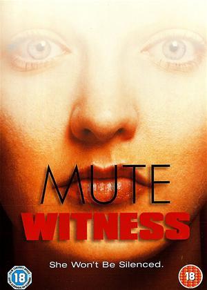 Mute Witness Online DVD Rental