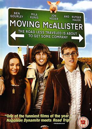 Moving McAllister Online DVD Rental