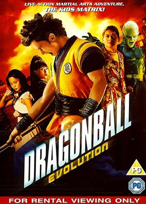 Dragonball Evolution Online DVD Rental