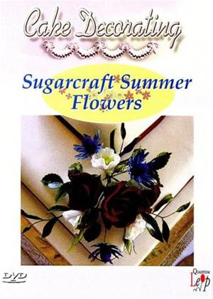 Rent Cake Decorating: Sugarcraft Summer Flowers Online DVD Rental