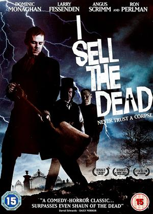 I Sell the Dead Online DVD Rental
