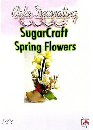 Cake Decorating: Sugarcraft Spring Flowers Online DVD Rental