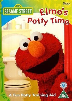 Elmo's Potty Time Online DVD Rental