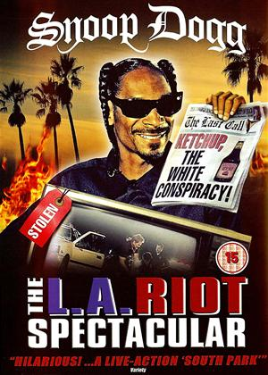Rent The L.A. Riot Spectacular Online DVD Rental