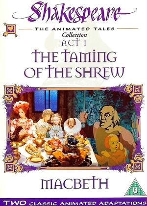 Rent Shakespeare: Act 1: Taming of the Shrew / Macbeth Online DVD Rental
