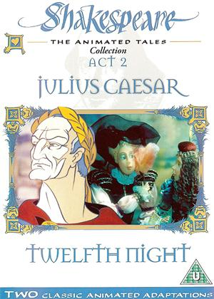 Rent Shakespeare: Act 2: Julius Caesar / Twelfth Night Online DVD Rental