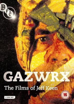 Rent Gazwrx: The Films of Jeff Keen Online DVD Rental