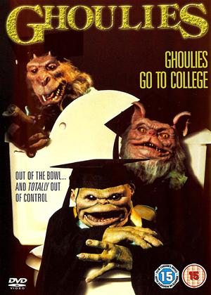 Ghoulies 3: Ghoulies Go to College Online DVD Rental