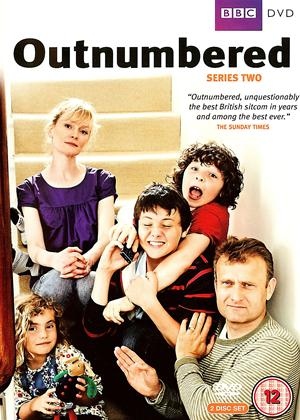 Outnumbered: Series 2 Online DVD Rental