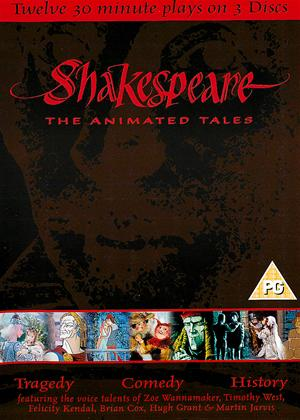 Rent Shakespeare: The Animated Tales Online DVD Rental