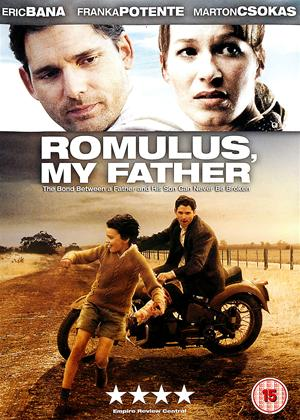 Romulus, my father - Assignment Example