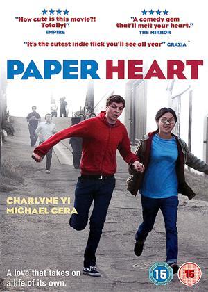 Paper Heart Online DVD Rental
