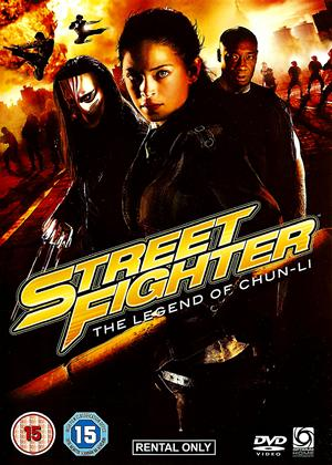 Street Fighter: The Legend of Chun-Li Online DVD Rental