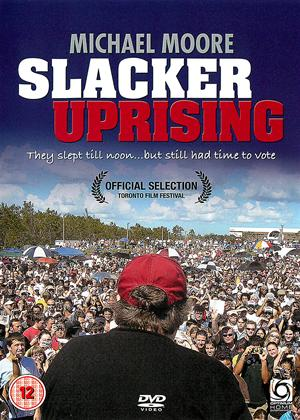 Slacker Uprising Online DVD Rental