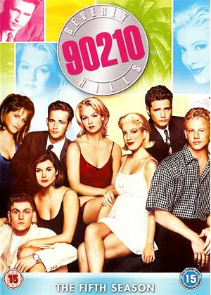 Rent Beverly Hills 90210: Series 5 Online DVD Rental