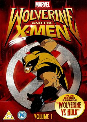 Rent Wolverine and the X-Men: Vol.1 Online DVD Rental