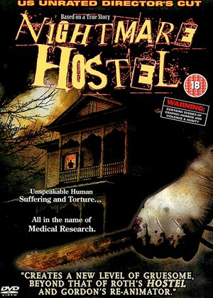 Nightmare Hostel Online DVD Rental