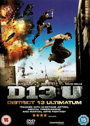 District 13 Ultimatum Online DVD Rental