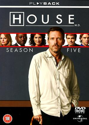 House M.D.: Series 5 Online DVD Rental