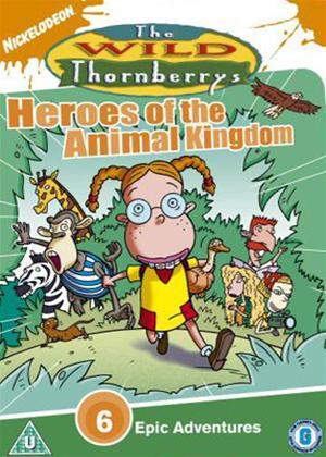 Rent Wild Thornberrys: Heroes of the Animal Kingdom Online DVD Rental