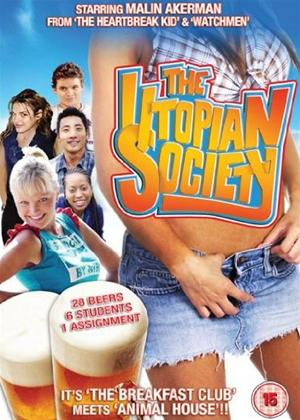 Rent The Utopian Society Online DVD Rental
