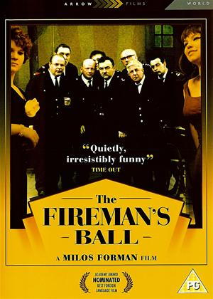 The Fireman's Ball Online DVD Rental