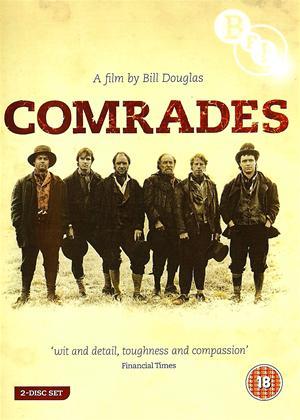 Comrades Online DVD Rental
