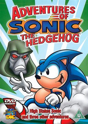 Rent The Adventures of Sonic the Hedgehog: High Stakes Online DVD Rental