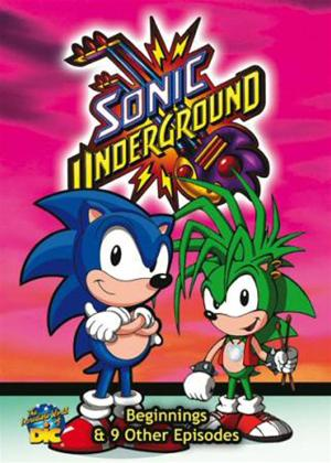 Sonic Underground: Beginnings and 9 Other Episodes Online DVD Rental
