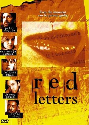 Rent Red Letters Online DVD Rental