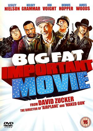 Big Fat Important Movie Online DVD Rental
