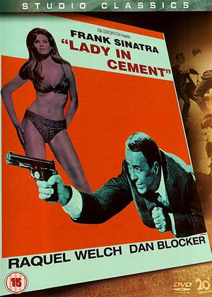 Lady in Cement Online DVD Rental