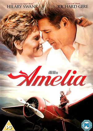 Amelia Online DVD Rental