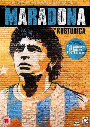 Maradona by Kusturica Online DVD Rental