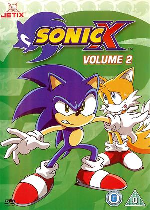 Rent Sonic X: Vol.2 Online DVD Rental