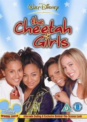 The Cheetah Girls Online DVD Rental