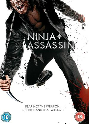 Ninja Assassin Online DVD Rental