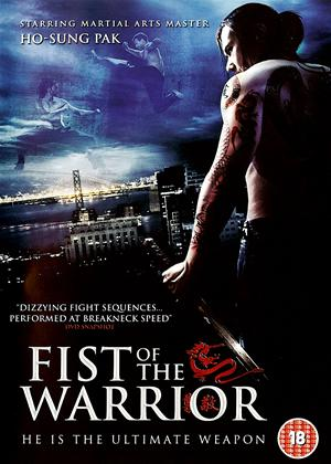 Fist of the Warrior Online DVD Rental