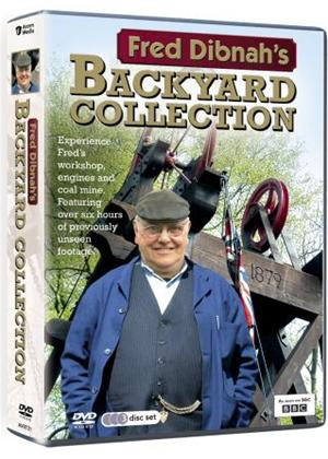 Rent Fred Dibnah's Backyard Online DVD Rental