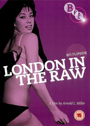 Rent London in the Raw Online DVD Rental