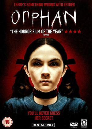 Orphan Online DVD Rental